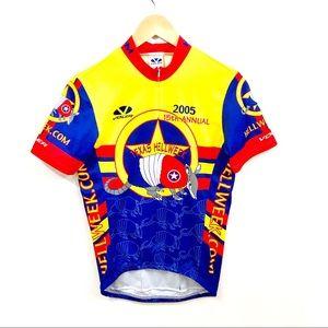 f313ef8b8 Cycling jersey shirt Texas Hellweek 2005 armadillo